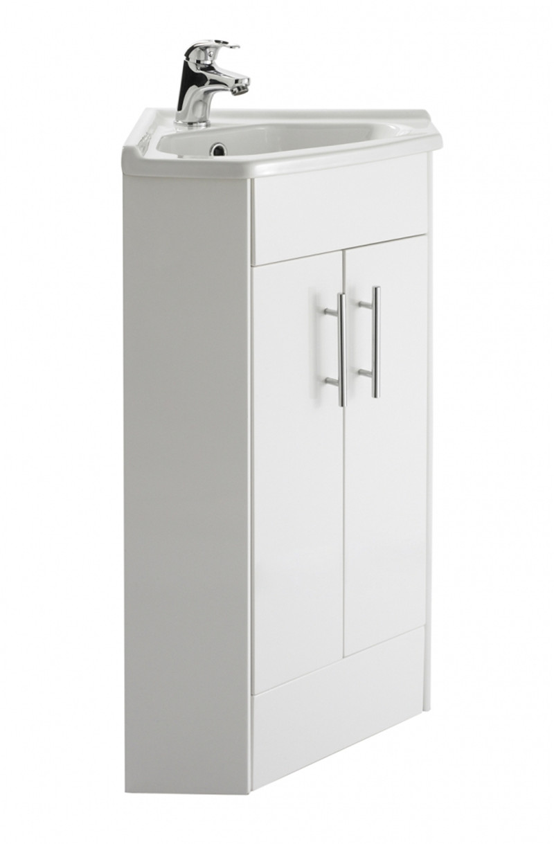 XM-K108 corner bathroom vanity with high glossy - China bathtub ...