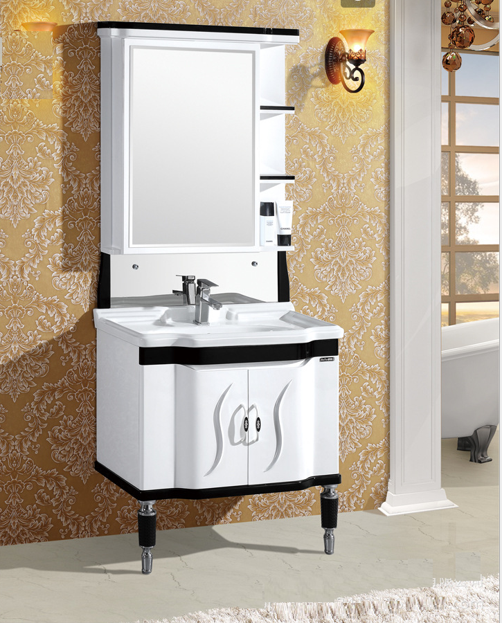 Pvc Bathroom Cabinet China Bathtub